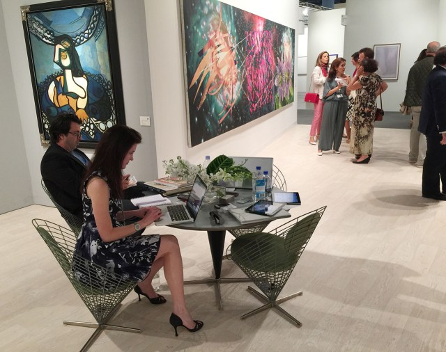 You Can't Sit With Us at Art Basel Miami Beach
