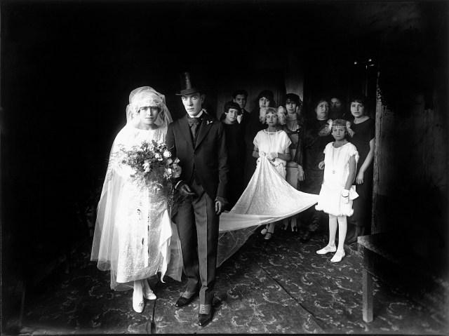 Casamento de don Julio Gadea, prefeito de Cusco, 1930