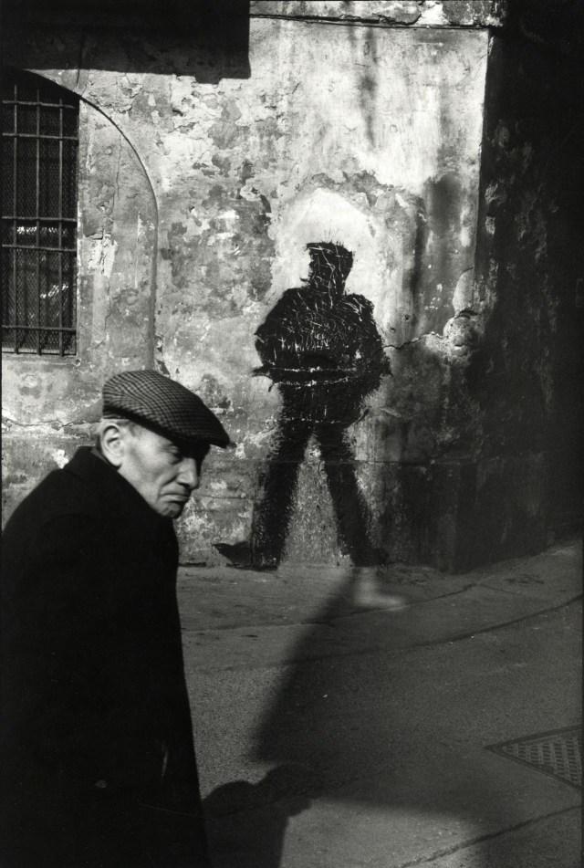 Monique Jacot, Mailand 1984, Silbergelatineabzug, © Monique Jacot / Fotostiftung Schweiz, Winterthur