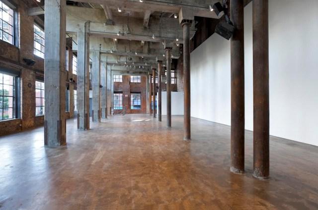 Smack Mellon's main gallery (photo courtesy Smack Mellon)