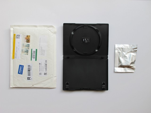 Items ordered by the Random Darknet Shopper, courtesy of the artists.