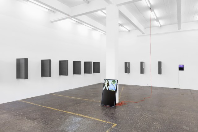 """""""The Darknet—From Memes to Onionland. An Exploration"""" at the Kunst Halle St. Gallen."""