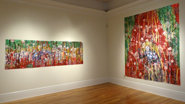 Works by Ebony G. Patterson