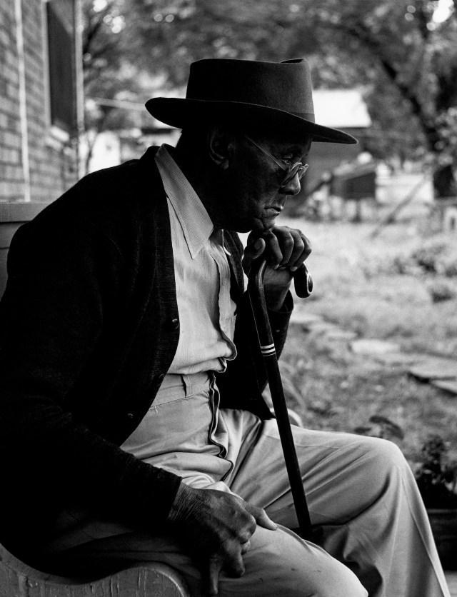 9. Uncle James Parks, Fort Scott