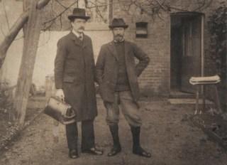 Emery Walker & T. J. Cobden-Sanderson (via Bruta-Bruta)