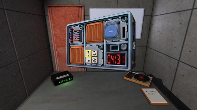 Screenshot from 'Keep Talking and Nobody Explodes' (via Keep Talking Team)