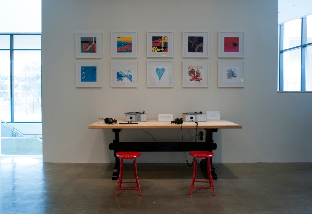 Installation view of 'Locally Sourced'