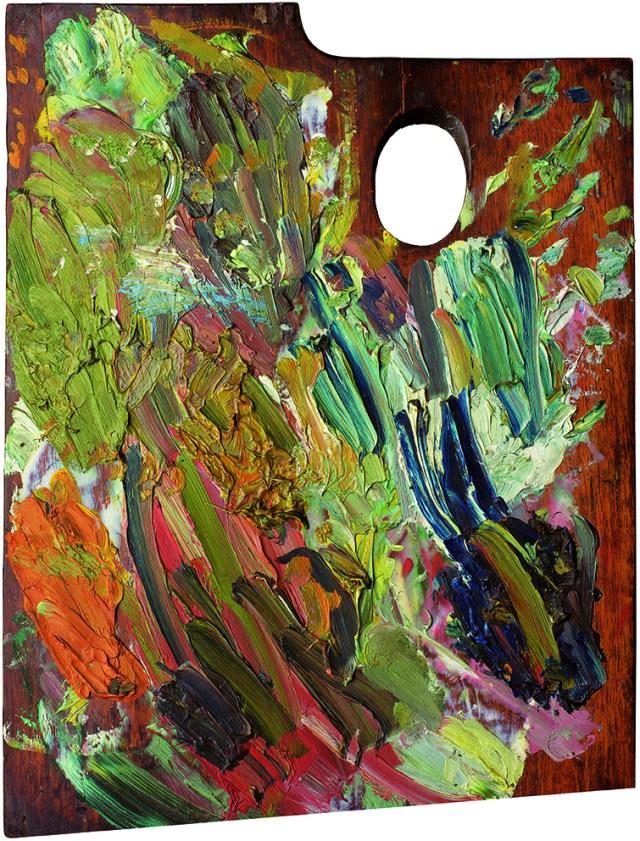 VINCENT VAN GOGH, 2007, 190x156cm, Copyright: Matthias Schaller, Musée d'Orsay, Paris;