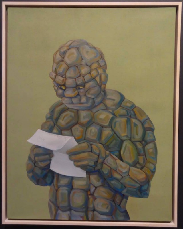 """Nicole Eisenman, """"From Success to Obscurity"""" (2004)"""