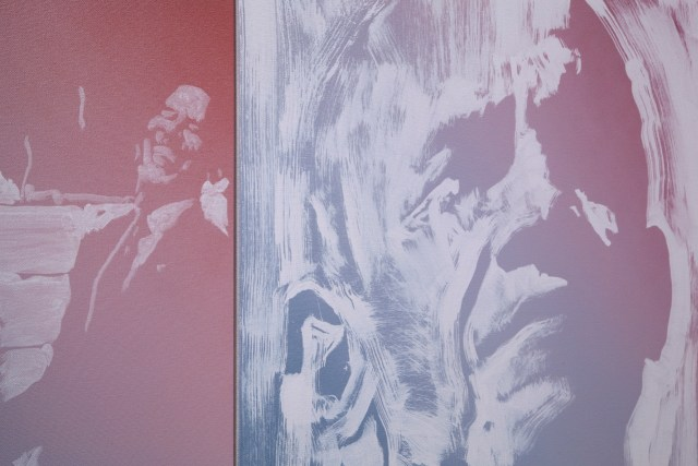 Detail of 'The Obama Paintings' (click to enlarge)