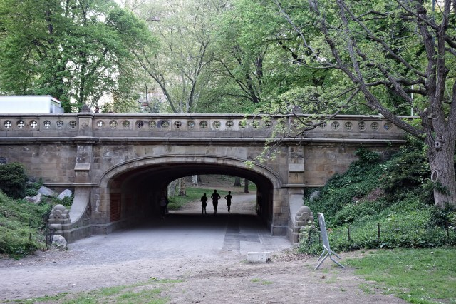 Dalehead Arch (photo by the author for Hyperallergic)