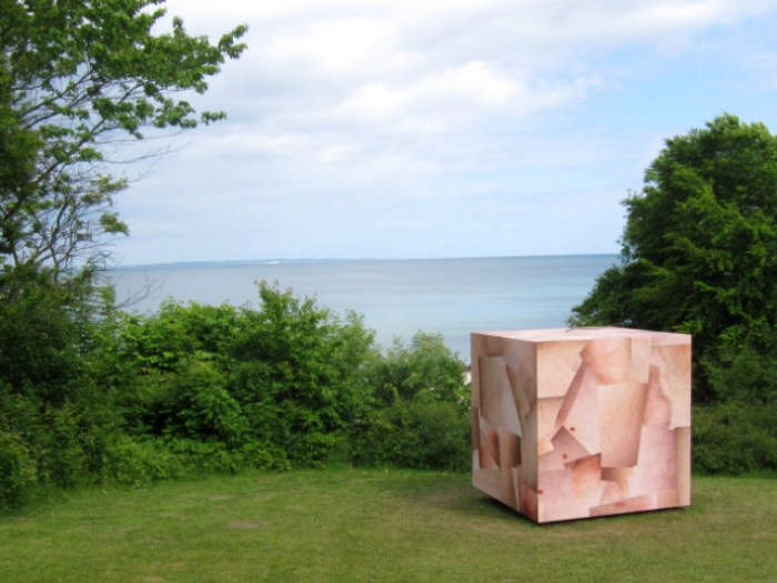 "Louise Sparre, ""Skin Cube"" (2015)"