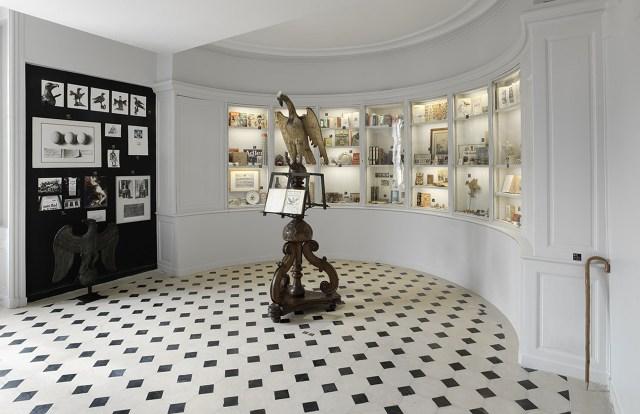 Installation view of Musée d'Art Moderne - Département des Aigles 4