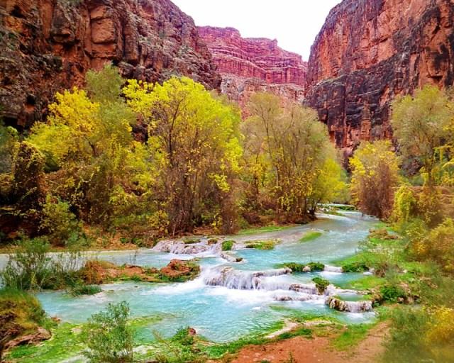 The Grand Canyon in Arizona (photo by Alan English)