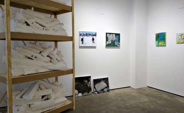 Rhode Island School of Design MFA Painting Program Thesis Exhibition