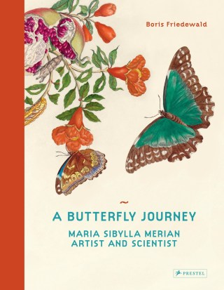 Cover of 'A Butterfly Journey' by Boris Friedwald (courtesy Prestel) (click to enlarge)