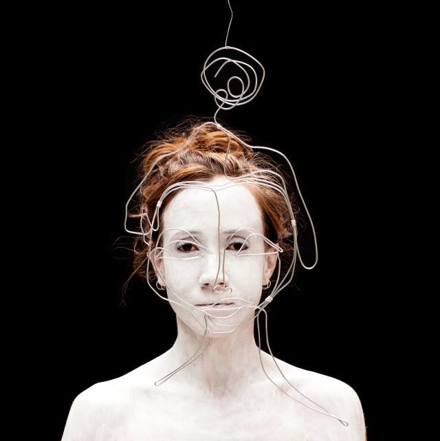 "Meryl McMaster, ""Pia"" (2010), digital chromogenic print, 36 x 36 inches (courtesy the artist and Katzman Contemporary)"