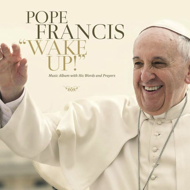 The cover of Pope Francis's 'Wake Up!'