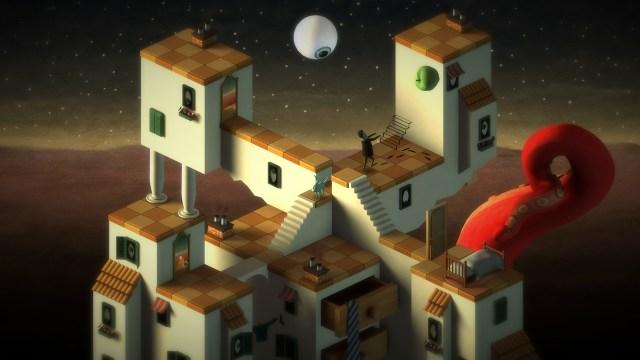 """Back to Bed"" gameplay (courtesy Bedtime Digital Games)"