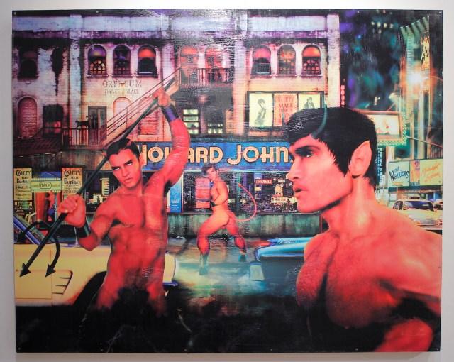 "Scott Ewalt, ""Gaiety Male Burlesk"" (1994)"