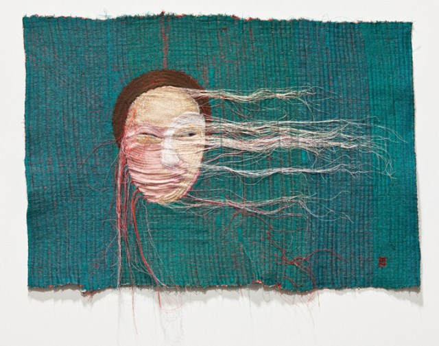 Rag face #10, 2012 (front)