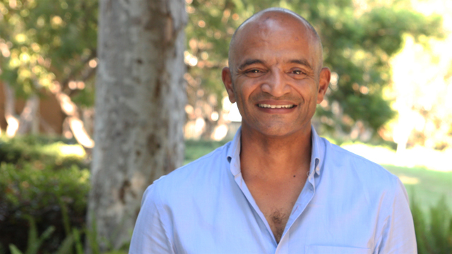 Steven Nelson, professor of art history at UCLA, and Director of the African Studies Center (