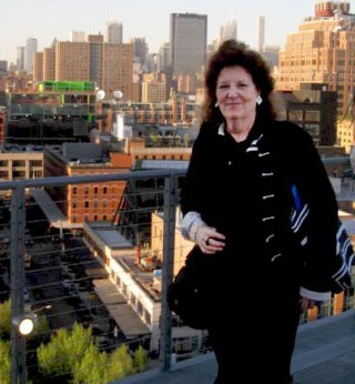 Ellen Pearlman (photo courtesy E. Pearlman)