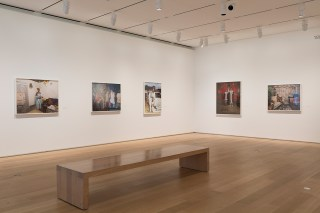 Installation view, 'Deana Lawson: Ruttenberg Contemporary Photography Series,' the Art Institute of Chicago, September 5, 2015–January 10, 2016 (courtesy the Art Institute of Chicago) (click to enlarge)