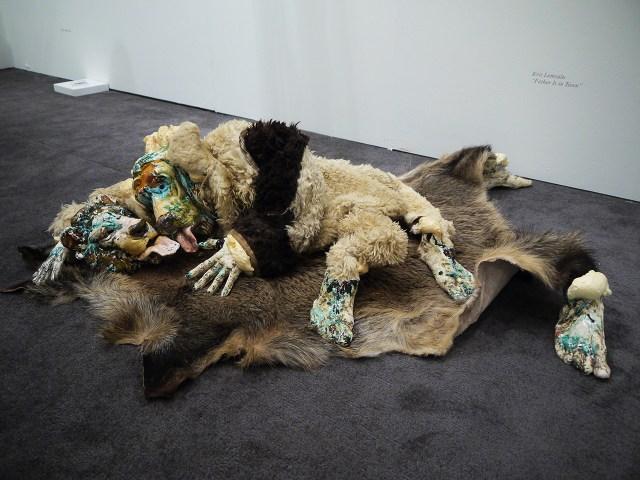 """Kris Lemsalu, """"Father is in Town"""" at Temnikova & Kasela Gallery"""