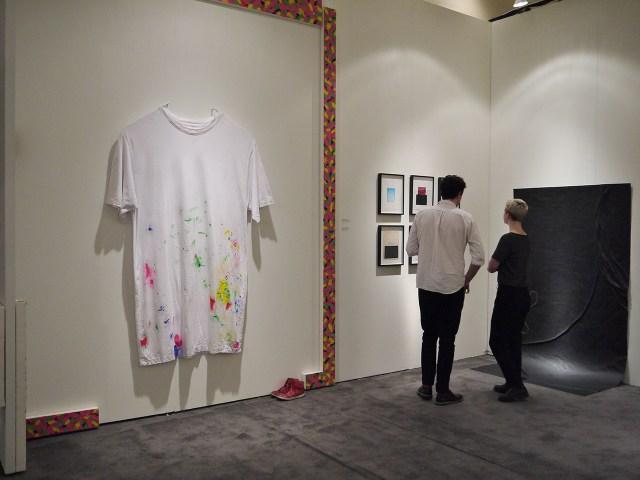 Amanda Ross-Ho at Paramo gallery