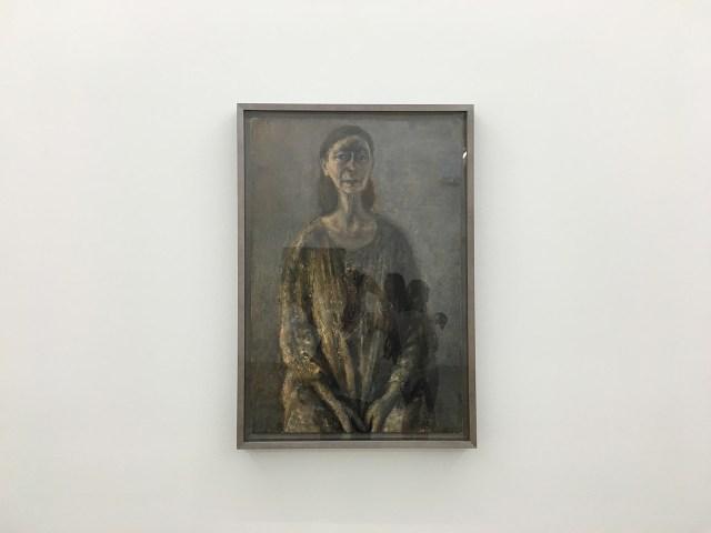 "Celia Paul ""Self-Portrait, August-September"" 2014"