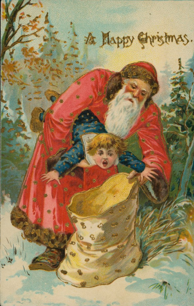 """A Happy Christmas"" (1900) (via Missouri History Museum/Wikimedia)"
