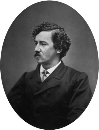 Unknown photographer, James Abbott McNeill Whistler (ca. 1885) (Joseph and Elizabeth Robins Pennell Collection, Library of Congress, via Wikimedia Commons)