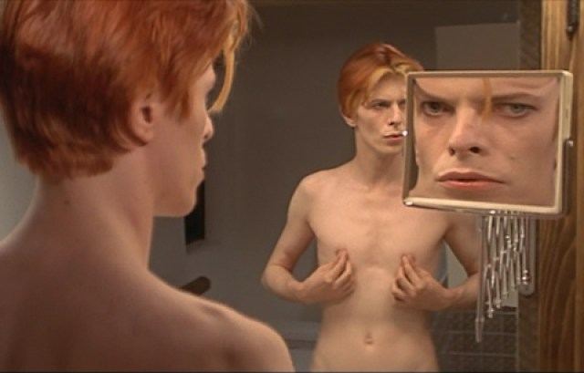 "Nicolas Roeg, ""The Man Who Fell to Earth"" (1976), DCP, 139 min. (via cinefamily.org)"