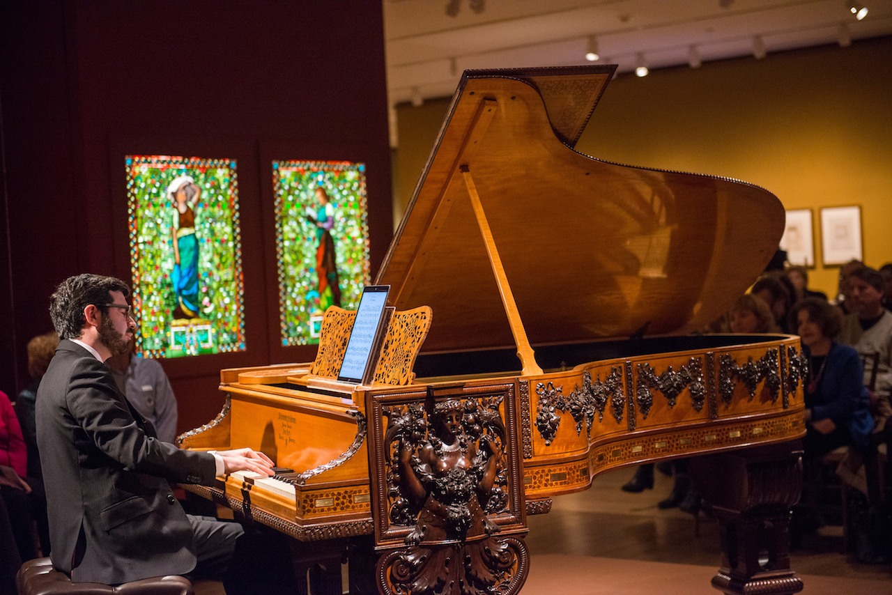 Playing With Time On A Gilded Age Piano
