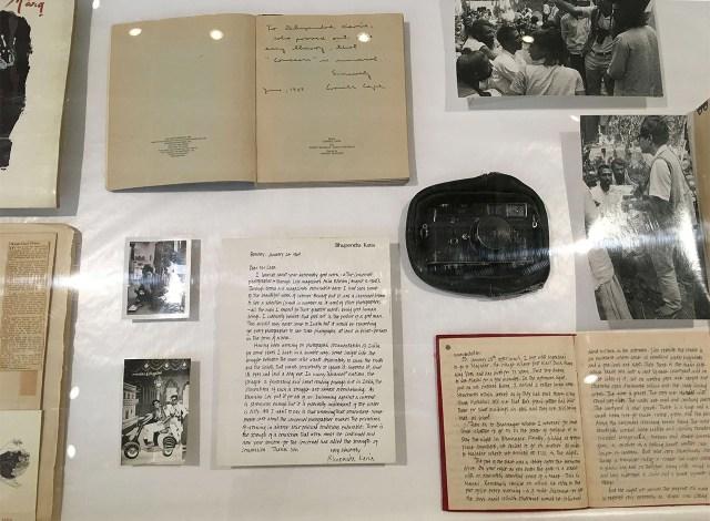 Installation view of 'Bhupendra Karia: India 1968-1974' at Sepia Eye (photo courtesy Sepia Eye)