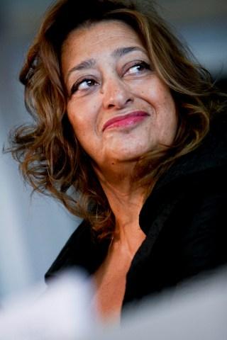 Zaha Hadid (photo by Simone Cecchetti, via Flickr)