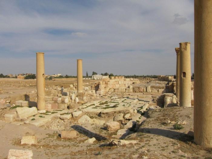 Basilica IV (photo by Sean Leatherbury/Manar al-Athar)