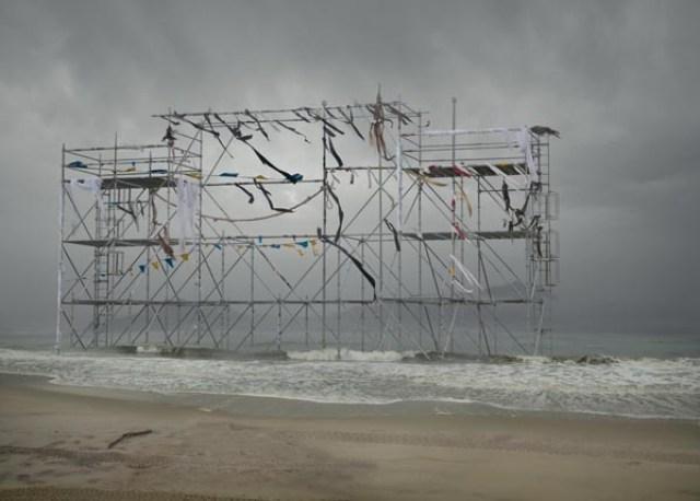 "Anthony Goicolea, ""Monument"" (2011), Lambda print on dibond with anti- reflex Perspex (image courtesy of Artbridge)"