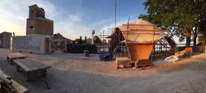 Venice Prototype Pavilion