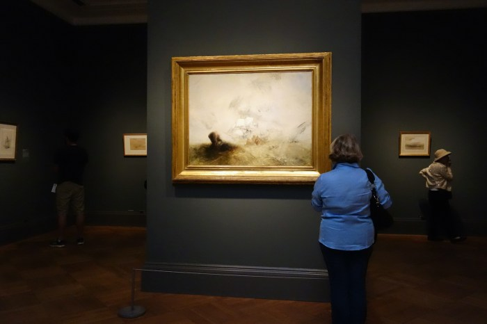Turner's Whaling Pictures