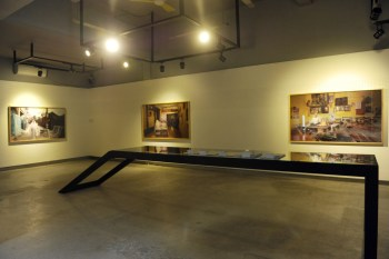 Installation shot provided by the curator.