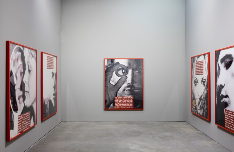 Installation view, 'Eau de Cologne', Spruth Magers, Berlin,