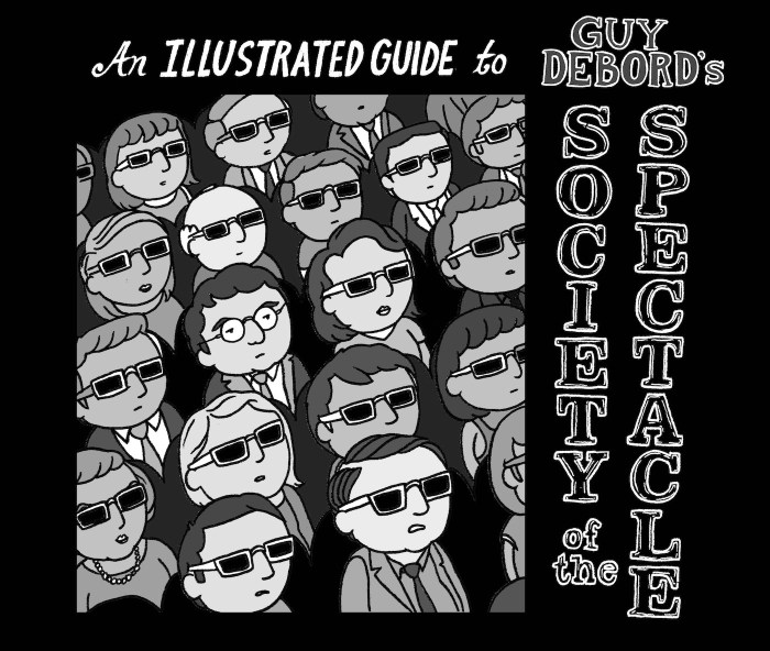 The Society of the Spectacle_Cover_Lauren Purje