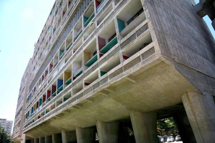 Unité d'habitation in Marseille, France (photo by Vincent Desjardins/Flickr)