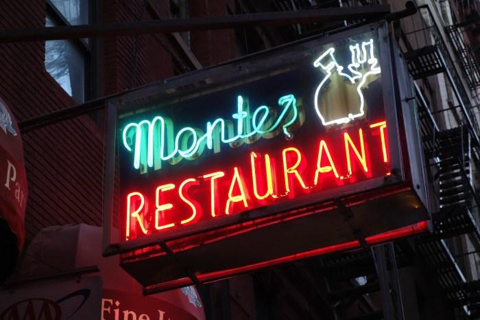 Neon signs, West Village, NYC