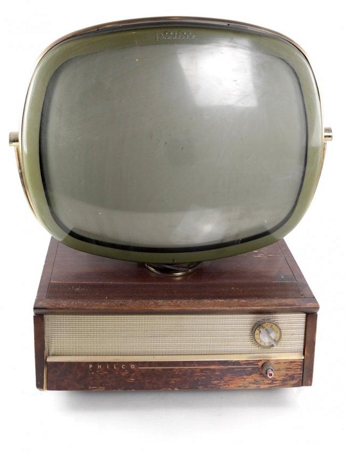 Philco Predicta TV, Est 200-300, Start 100