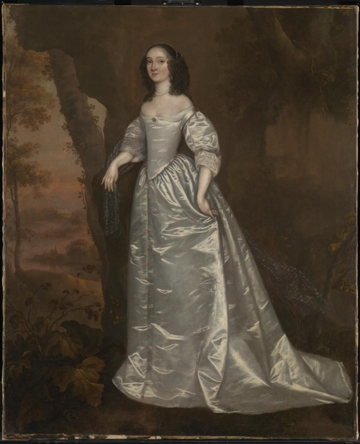 Portrait of an Unknown Lady 1650-5 Joan Carlile circa 1606-1679 Presented by Tate Patrons 2016 http://www.tate.org.uk/art/work/T14495