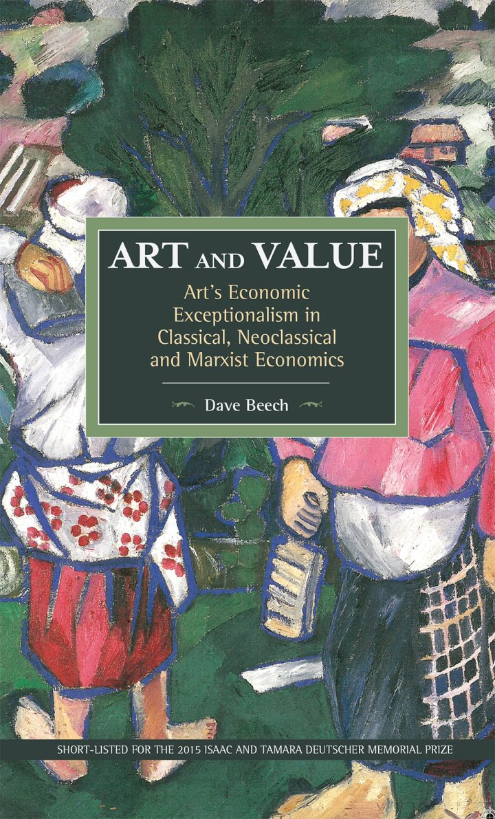 Art and Value cover PRINT
