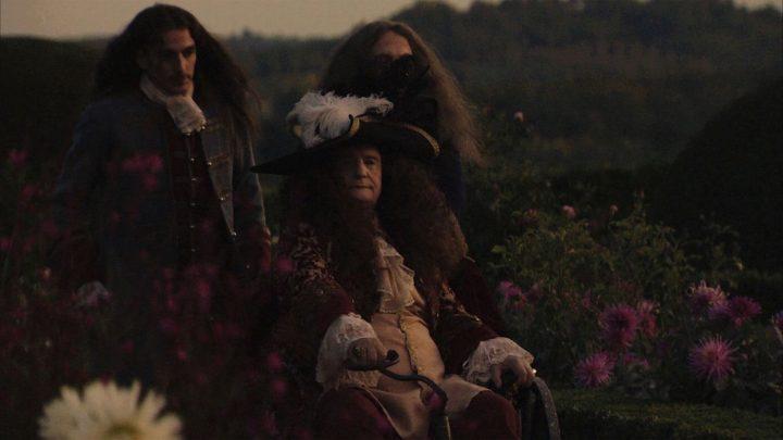 'The Death of Louis XIV' (2016) (still courtesy Capricci)